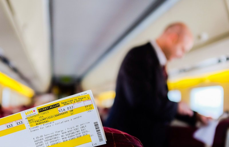 rail ticket check - travel planning